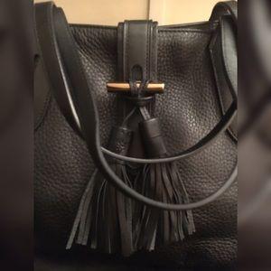 Real Leather Anne Klein Sachel